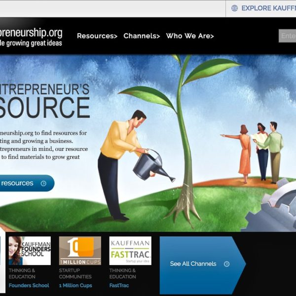 gotomarketlauncher.com recommends Kauffman Foundation